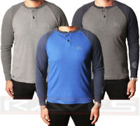 Mens Tokyo Laundry Long Sleeve Top T-shirt Fashion Crew Neck Casual Willow Ridge