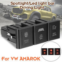 LED Light Bar/Spot Light/Driving Light LED Push Switch Left Side For VW Amarok