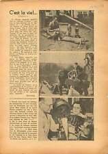 Rorovana Kingdom Solomon Islands/plan d'eau de Meulan Yvelines 1938 ILLUSTRATION