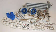 1979 - 1993 FORD MUSTANG Twin Turbo Kit 750hp Package TT 260 289 302 351 5.0L 5L