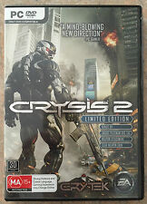 Crysis 2 Limited edition game Pc