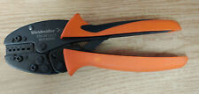 WEIDMULLER 9018490000 CRIMPING TOOL CTX CM 1.6-2.5 HEAVY DUTY Very Lightly Used