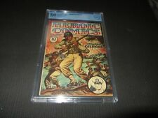 Heroic Comics 22 CBCS 5.0 (Eastern Color 1944) H.C. Kiefer Cover