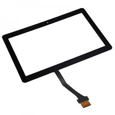 "VETRO+TOUCH SCREEN per SAMSUNG GALAXY TAB 2 GT P5100 P5110 10,1"" DISPLAY NERO"