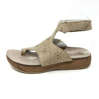 Rocky 4EurSole RKH060 Womens Stroll On Toe Ring Sandal FAST FREE USA SHIPPING