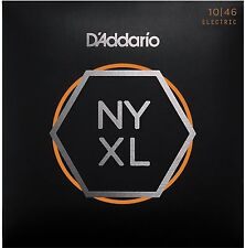 D'Addario NYXL Regular Light 10-46 Electric Guitar Strings - NYXL1046