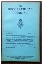1942 Fitzgerald - TALI DISTRCIT - WESTERN YUNNAN
