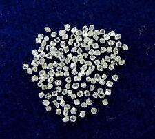 Natural Loose Diamond Raw Rough Shape Fancy White Color 1.75 Ct 500 pcs lot Q1