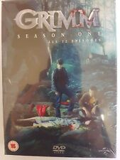 Grimm - Series 1 - Complete (DVD, 2012, 6-Disc Set) - Brand New