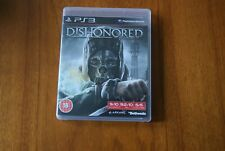 Sony Playstation 3 PS3 Dishonored