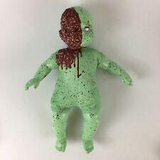 "Zombie Dead Baby Doll Creepy Halloween Prop OOAK Scary Haunted Terror 14"""