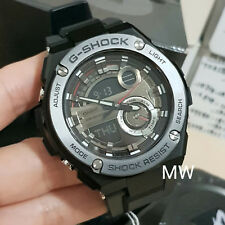 Casio Men's G-Shock GST210B-1A Watch S-Steel COLLECTION Layer Guard Structure