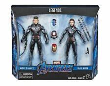 "Hasbro Marvel Legends Avengers 4 6"" Marvel's Hawkeye & Black Widow Team Suit New"