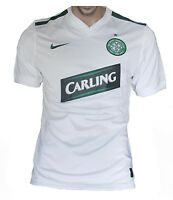 Celtic Glasgow FC Trikot Away 2009/10 Player Issue Nike Maillot Camiseta Maglia