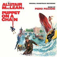Piero Piccioni - Puppet On A Chain (O.S.T) [CD]