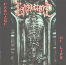 Excruciate ‎– Passage Of Life CD NEW