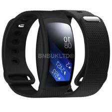 Correa de banda de silicona de fitness para Samsung Galaxy Gear Fit 2