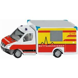 "Mercedes-Benz Sprinter 906 Ambulance SIKU 1536 1:64 3"" inch Toy Car 2020"