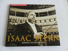 Isaac Stern - Keeping The Doorrs Open - CD (Cardboardsleeve) Felix Mendelsohn...