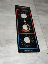 panneau de commande pour VORWERK THERMOMIX TM 3000 piece d'origine