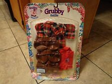 1987 The World Of Teddy Ruxpin'S Grubby-Hiking Outfit (New)