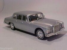 5 INCH Mercedes-Benz 600 1961 Universal Hobbies 1/43 Diecast Mint Loose