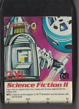 Mego 2-Xl Talking Robot 8 Track Tape Science Fiction Ii Toy No Button Card Works