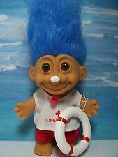 "LIFEGUARD - 5"" Russ Troll Doll - NEW IN ORIGINAL WRAPPER"
