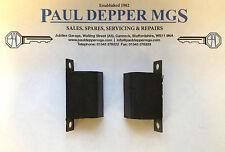 MG Midget/ Austin Sprite Bonnet Buffers 1967-1979 AHA5674 Free UK P&P