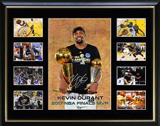 Kevin Durant Final Series MVP Limited Edition Framed Memorabilia