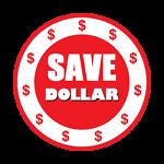 Save Dollar
