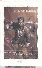 Punisher Kills the Marvel Universe (tedesco) - Museo Edition/Variant-Top