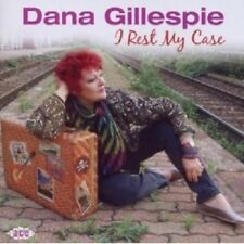DANA GILLESPIE - I REST MY CASE  CD NEU