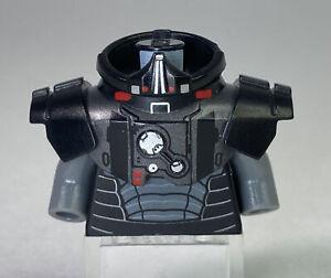 LEGO Darth Star Wars Malgus Minifigure Parts Torso Armor 9500 Sith Interceptor