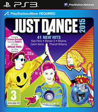 Just Dance 2015 Playstaion 3 Ps3 UK