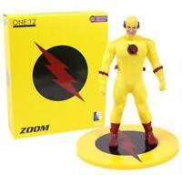 Zoom PX Previews Exclusive Reverse Flash Mezco One:12 Collective 1:12 Figure  12