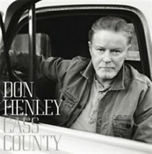 Cass County [Deluxe Edition] by Don Henley (CD, Sep-2015, Virgin EMI (Universal UK))