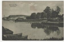 4/402 AK BERRY-AU-BAC STEINBRÜCHE FELDPOST 02.12.1915 nach Meissen Elbe DRESDEN