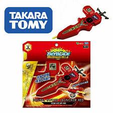 [100% DELIVERY] TAKARA TOMY Beyblade Burst B-94 Digital Sword Launcher RED