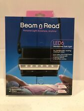 Beam N Read LED 6 Personal Light Anywhere, Anytime