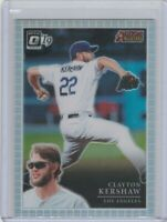 2019 DONRUSS OPTIC ACTION ALL-STARS HOLO CLAYTON KERSHAW #6 LOS ANGELES DODGERS