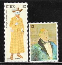 Ireland--#478-79 MNH--Europa/Literature--1980