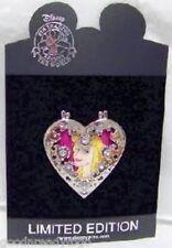 Disney Sleeping Beauty Aurora Jeweled Hinged Le 300 Pin New On Card