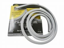Md Building 91890 Platinum Collection Door Weatherstrip Replacement White