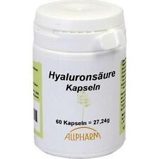 HYALURONSÄURE 50 mg Kapseln 60 St
