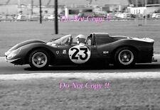 Lorenzo Bandini Ferrari 330 P3 Winner Daytona 24 Hours 1967 Photograph 3
