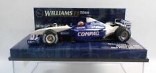 Coches de carreras de automodelismo y aeromodelismo MINICHAMPS Williams BMW