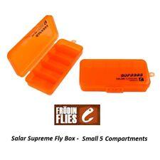 Mikael Frodin Salar Supreme Fly Box Small 5 Compartments SUPB-S5C * 2018 Stock *