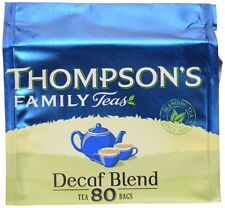 Thompson's Family Teas - Decaf (80 tea bags) Irish Tea