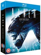 Alien Anthology - ALIEN / Aliens / ALIEN 3 / ALIEN Resurrection Blu-Ray NEW Blu